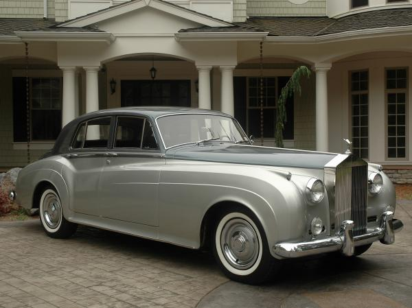 Rolls-Royce Silver Cloud II #4