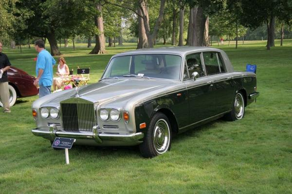 Rolls-Royce Silver Shadow 1973 #4