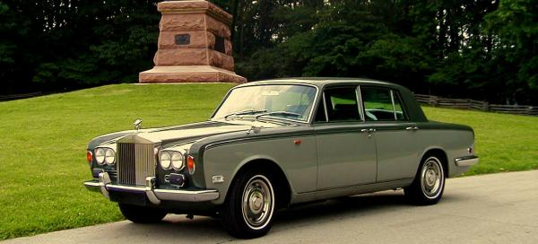 Rolls-Royce Silver Shadow #4