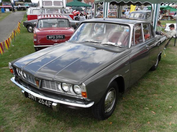 Rover 2000 Series 1967 #5