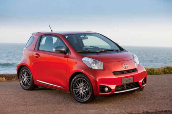 Scion iQ 2014 #1