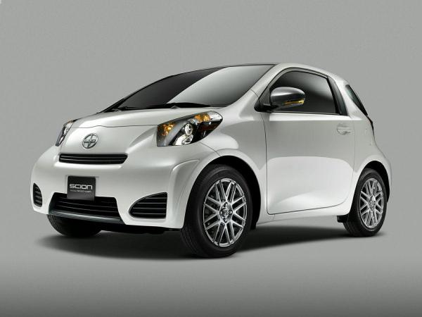 Scion iQ 2014 #5