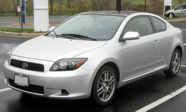 Scion tC 2010 #3