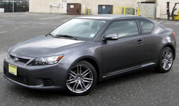 Scion tC 2011 #4