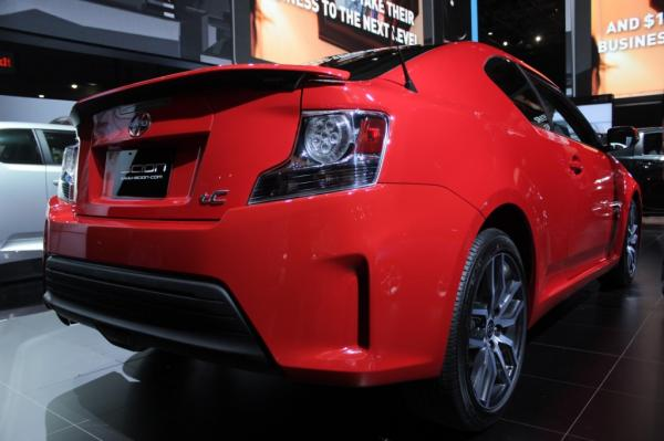 Scion tC 2014 #4