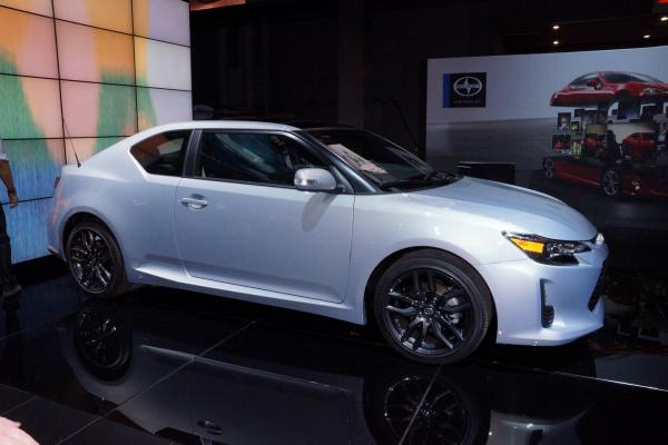 Scion tC 2014 #5