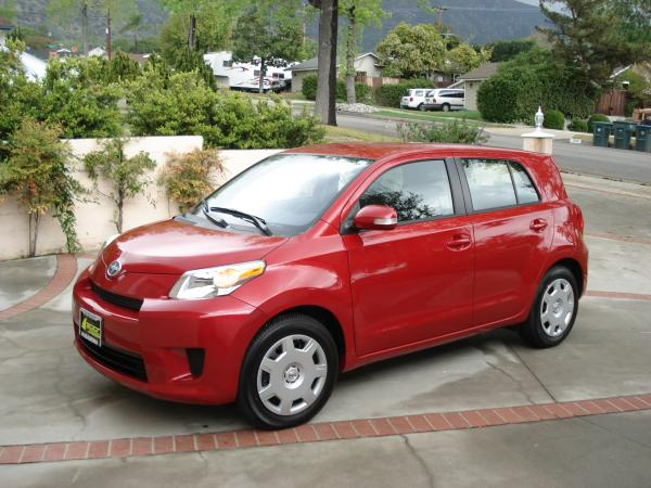 Scion xD #2