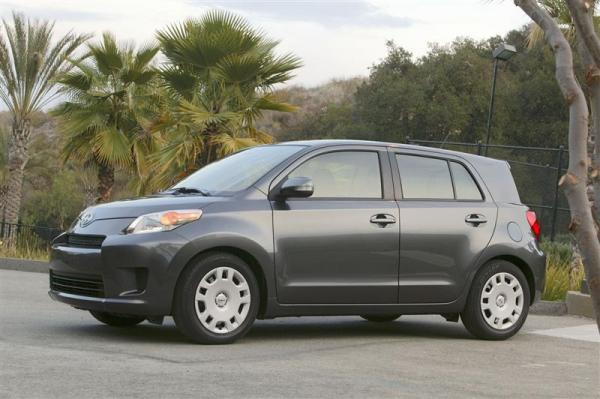 Scion xD 2010 #3