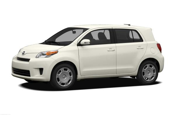 Scion xD 2010 #5
