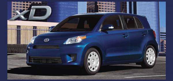 Scion xD 2014 #4