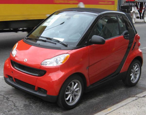 smart fortwo 2008 #3