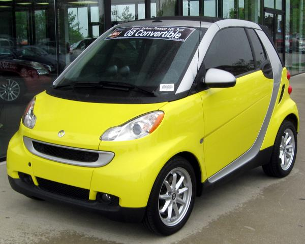 smart fortwo 2008 #4