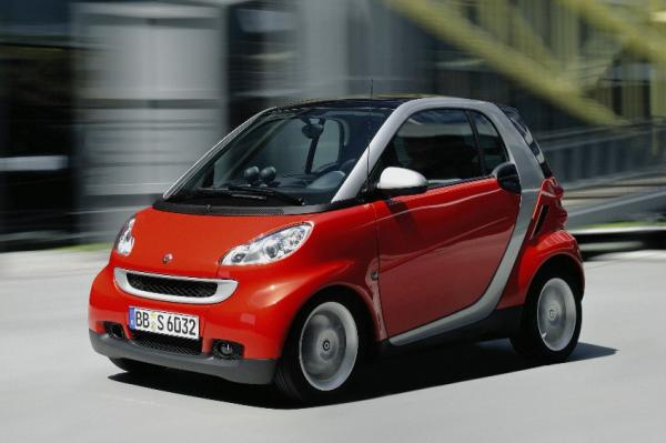 smart fortwo 2009 #5