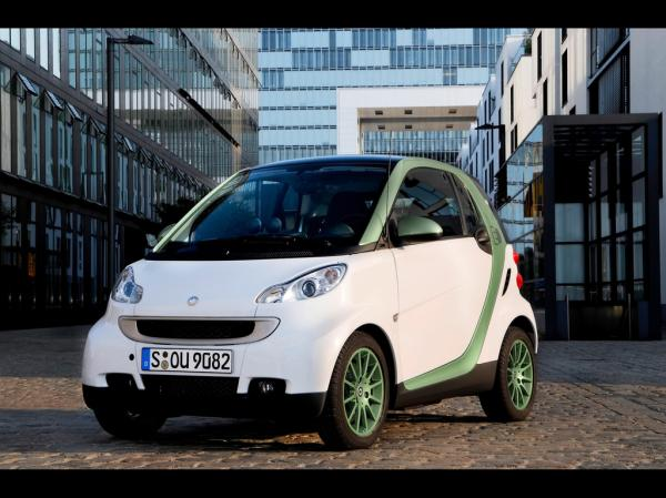 smart fortwo 2010 #3