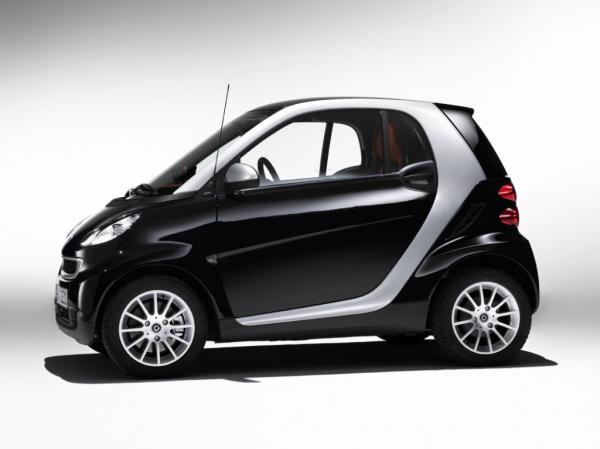 smart fortwo 2010 #5