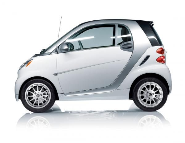 smart fortwo 2011 #1