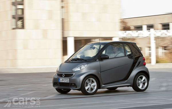 smart fortwo 2012 #2