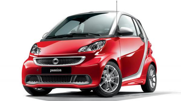 smart fortwo 2012 #5