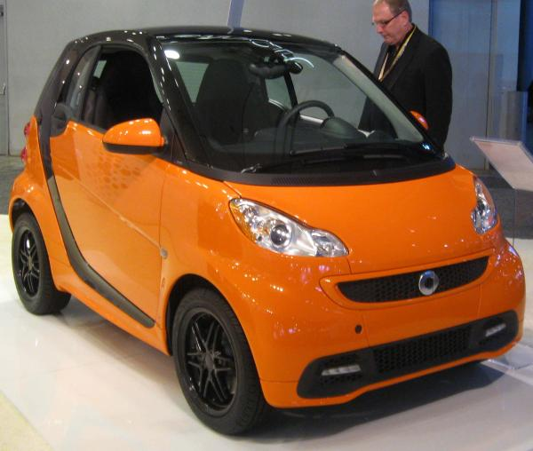 smart fortwo 2013 #2