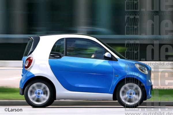 smart fortwo 2014 #1