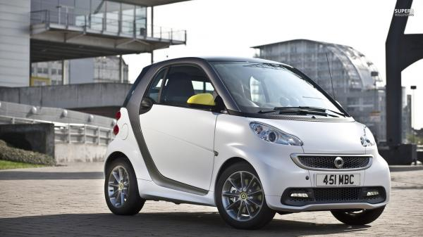 smart fortwo 2014 #2