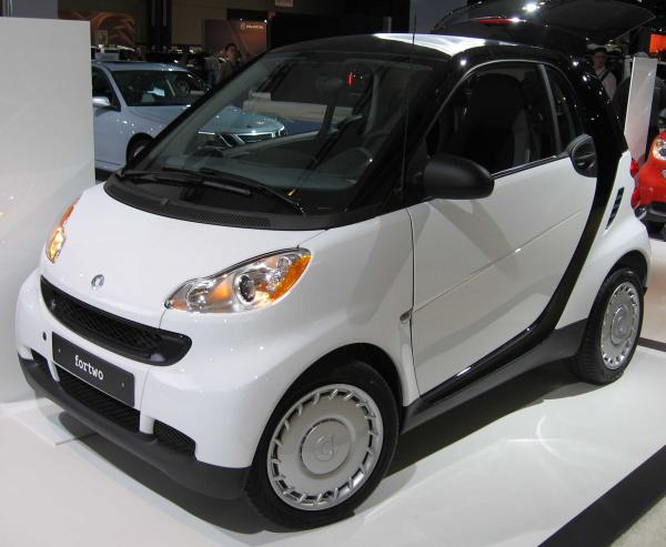 smart fortwo pure #5