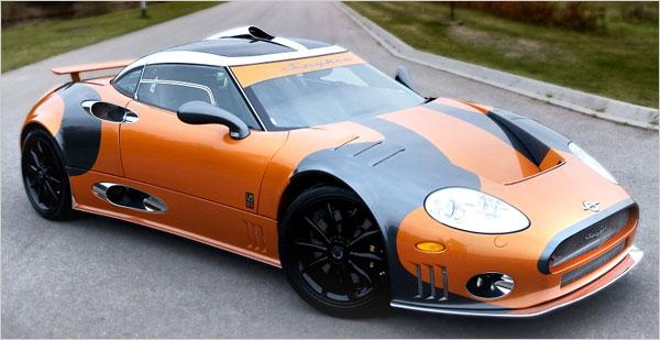 C8 Laviolette LM85, an absolute Spyker 2009 success!