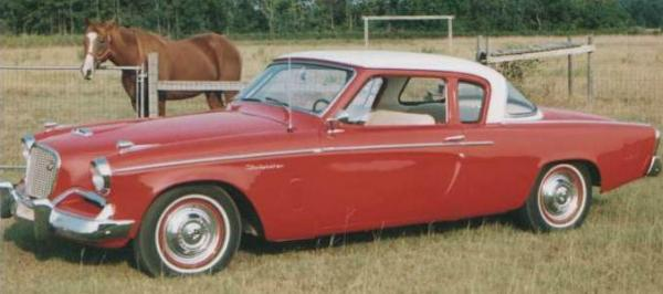 Studebaker Flight Hawk