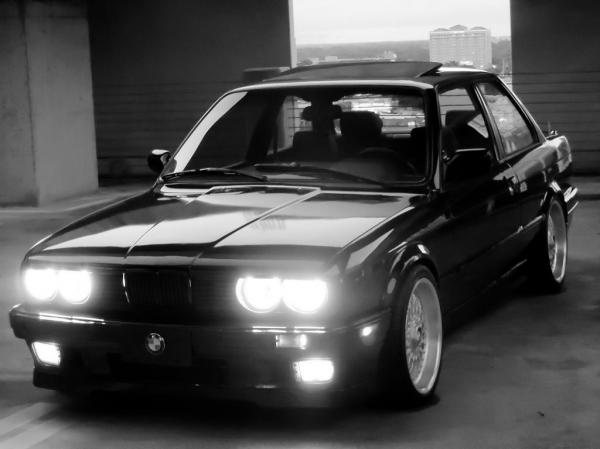 Style Statement of BMW 1990: 325i perfectness