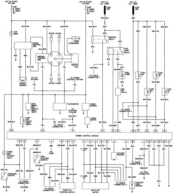 1983 camaro wiring diagram