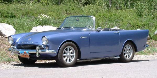 Sunbeam Alpine #1