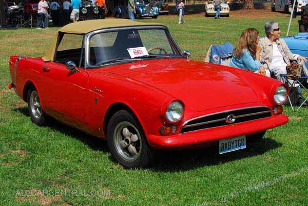 Sunbeam Alpine 1966 #3