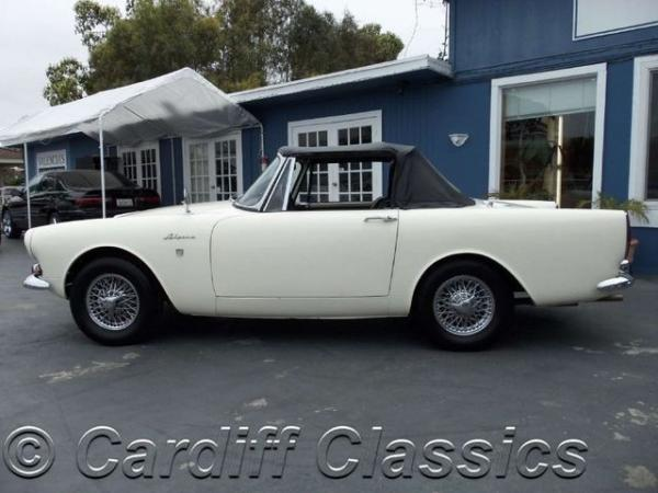 Sunbeam Alpine 1966 #4