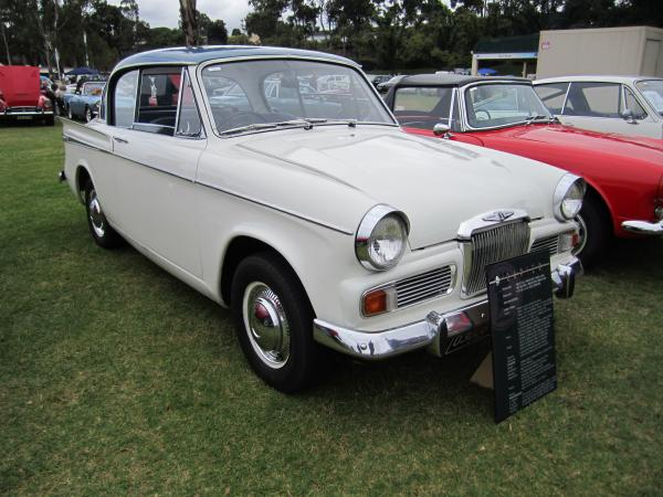 Sunbeam Rapier 1964 #5