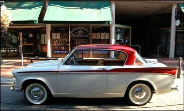Sunbeam Rapier 1966 #2
