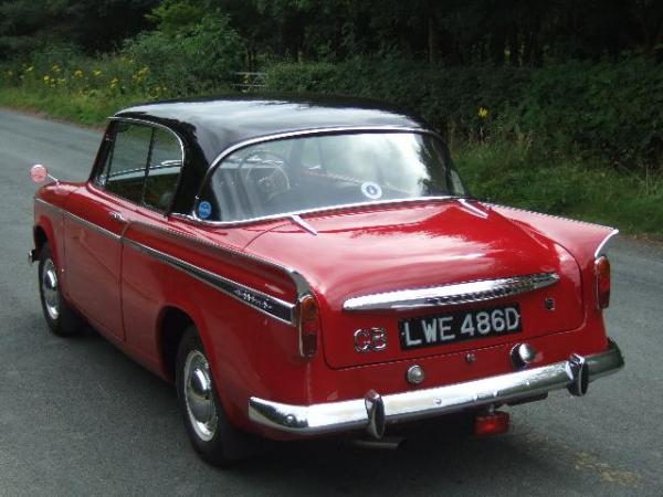 Sunbeam Rapier 1966 #5