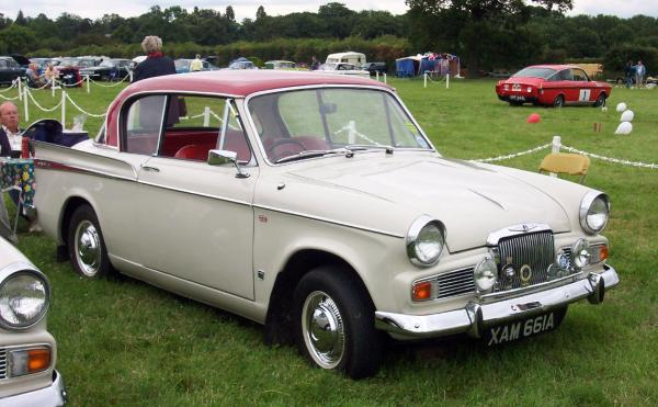 Sunbeam Rapier 1967 #2