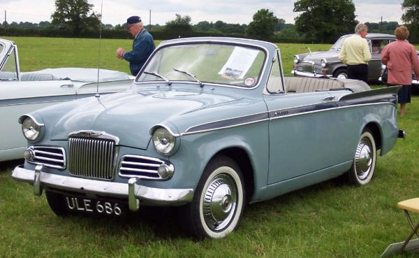 Sunbeam Rapier #2