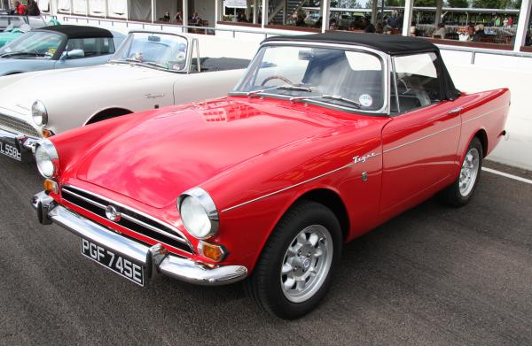 Sunbeam Tiger 1967 #1