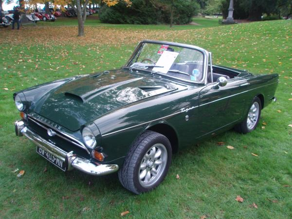 Sunbeam Tiger #5