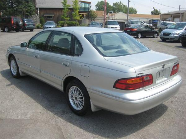 1999 toyota avalon information and photos momentcar momentcar
