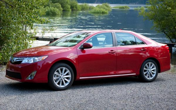Toyota Camry proved to be the top selling Toyota 2013 models