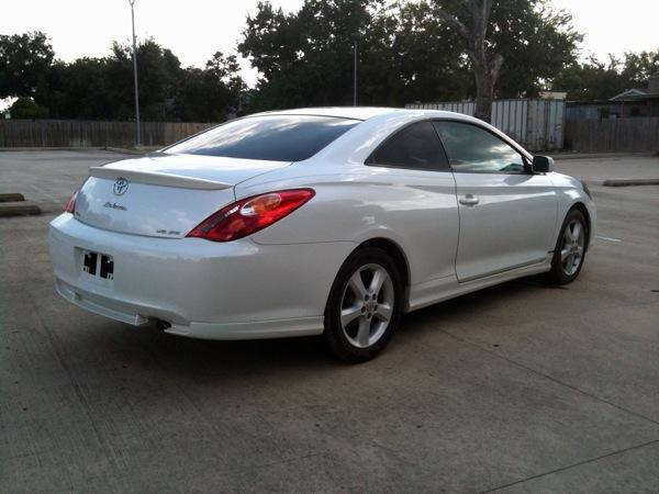 2006 toyota camry solara information and photos momentcar. Black Bedroom Furniture Sets. Home Design Ideas