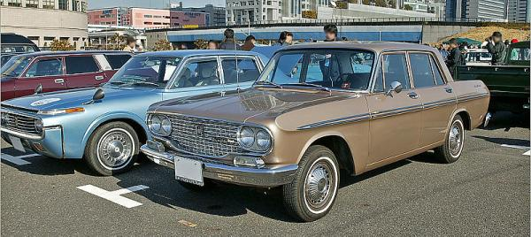 1965 Toyota Crown