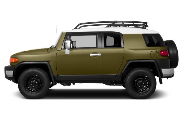 Toyota FJ Cruiser Base #1