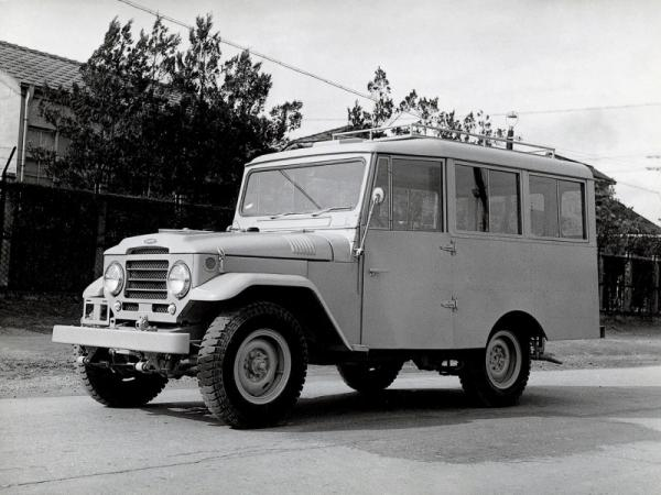 1959 Toyota Land Cruiser
