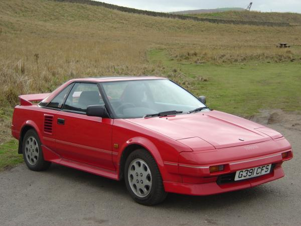 Toyota MR2 #5