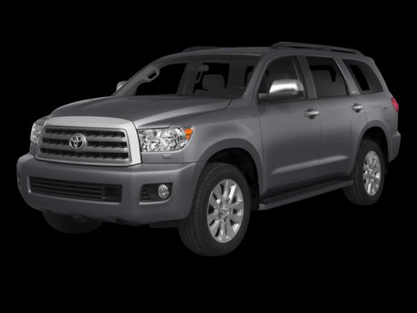 Toyota Sequoia Limited FFV #4