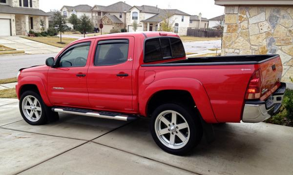 2007 Toyota Tacoma - Information and photos - MOMENTcar