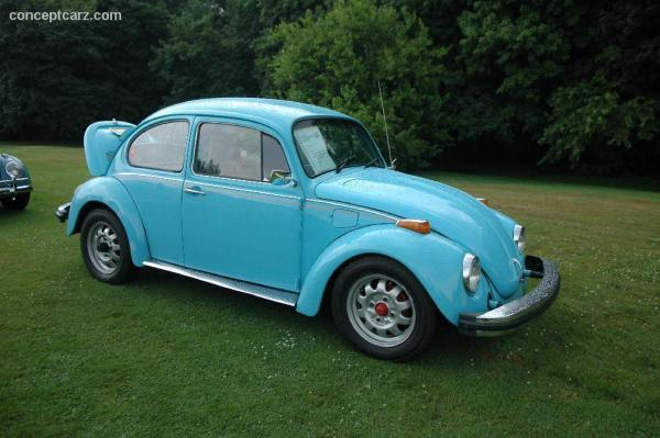 1975 Volkswagen Beetle (Pre-1980) - Information and photos ...